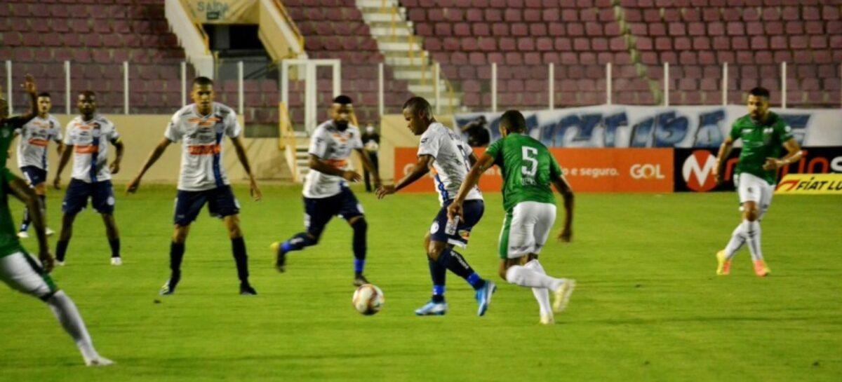 Confiança vence o Guarani na 10º rodada da Série B