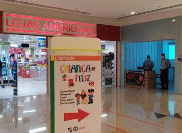 Em parceria com o RioMar Aracaju, PM realiza campanha para o Dia das Crianças