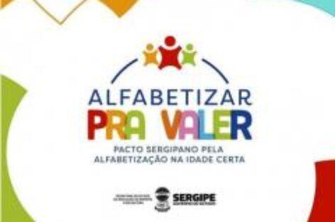 Educação divulga resultado da primeira etapa para bolsistas do Programa Alfabetizar pra Valer