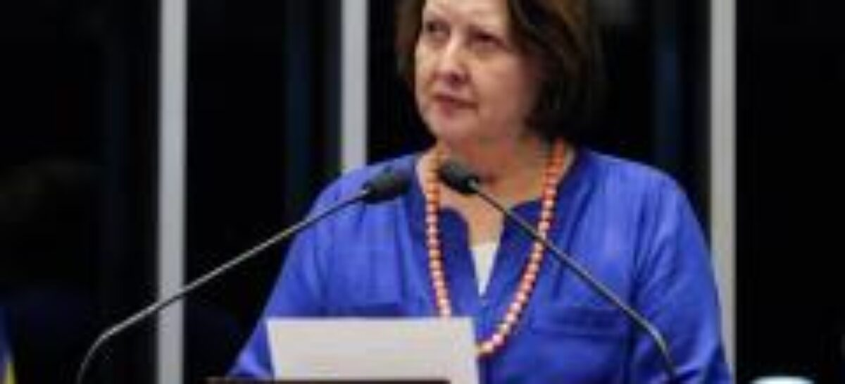 Senadora alerta para aumento no número de suicídios e defende a implantação