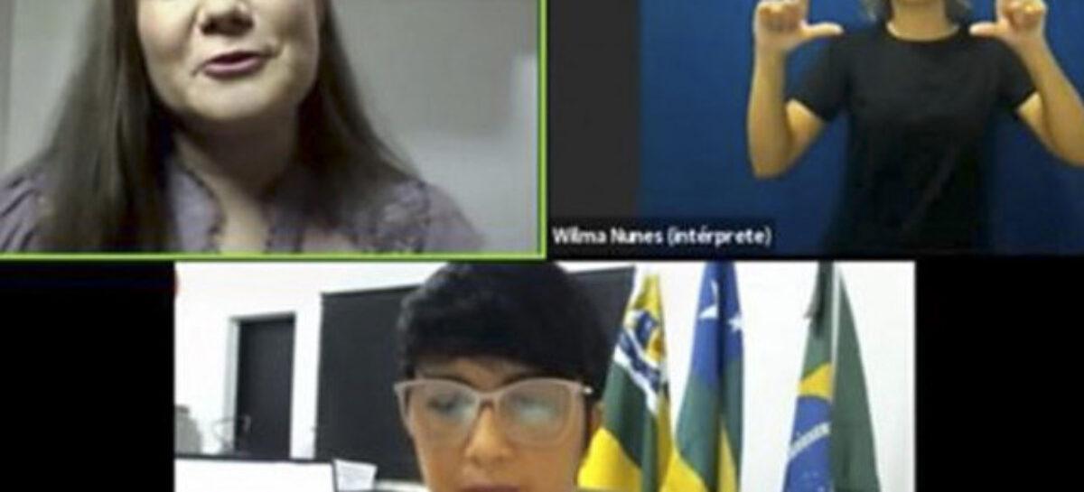 Gestores das escolas estaduais de Aracaju trocam experiências exitosas