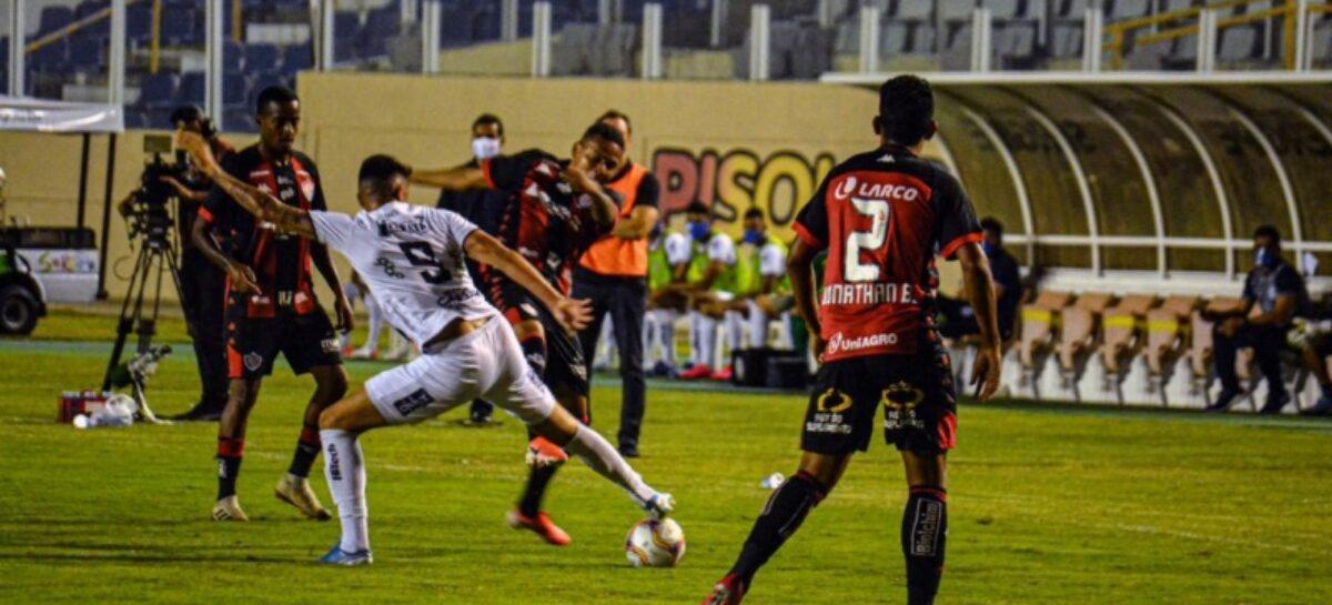 Confiança vence o Vitória na 7ª rodada da Série B