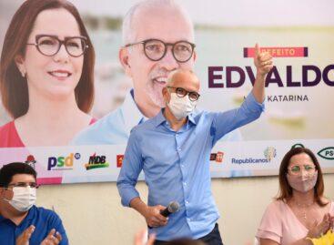 Podemos anuncia apoio à reeleição de Edvaldo em Aracaju