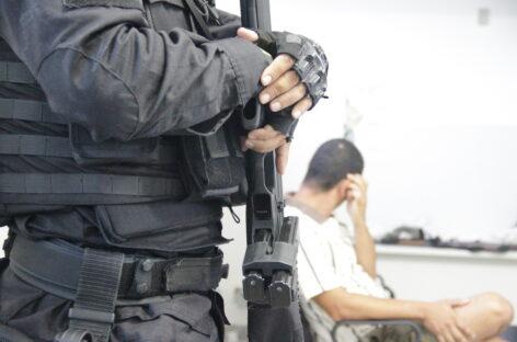 Polícia Civil cumpre mandado de prisão contra suspeito de agredir a própria mãe
