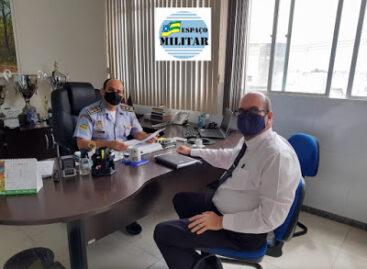 ASPRA/SE oficia comando da PM e CBM sobre atendimento psicossocial