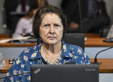 Senadora Maria do Carmo alerta para o alto número de acidentes de trânsito