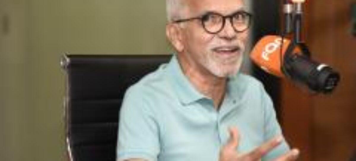 Edvaldo: críticas é cortina de fumaça da oposição para esconder a falta de propostas