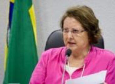 Senadora sugere discussão sobre venda de campos de petróleo e gás em Sergipe