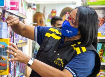 Dia das Crianças: ITPS orienta consumidores para a compra segura de brinquedos