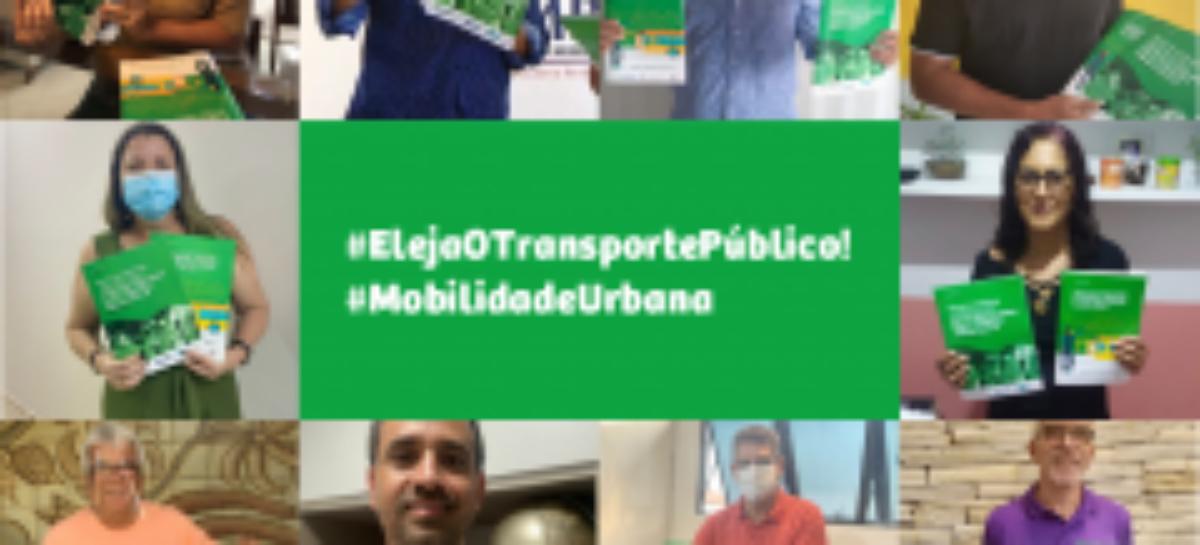 Candidatos à Prefeitura de Aracaju recebem retrato do setor de transporte