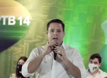 Rodrigo Valadares ganha destaque ao falar de Propostas para a Educação