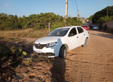 Polícia militar prende dois suspeitos no Mosqueiro em Aracaju