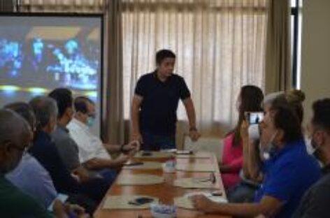Pré-Caju está previsto para acontecer em outubro de 2021