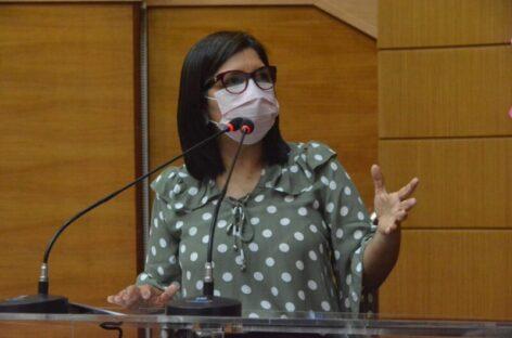 Secretária da Saúde apresenta o 1º quadrimestre da Pasta