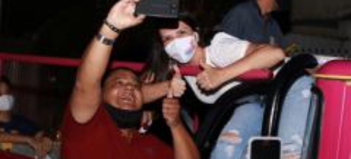 Danielle Garcia ressalta que está preparada para solucionar os problemas de Aracaju