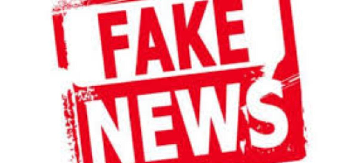 Dr. Valberto denuncia fábrica de fake news em Propriá
