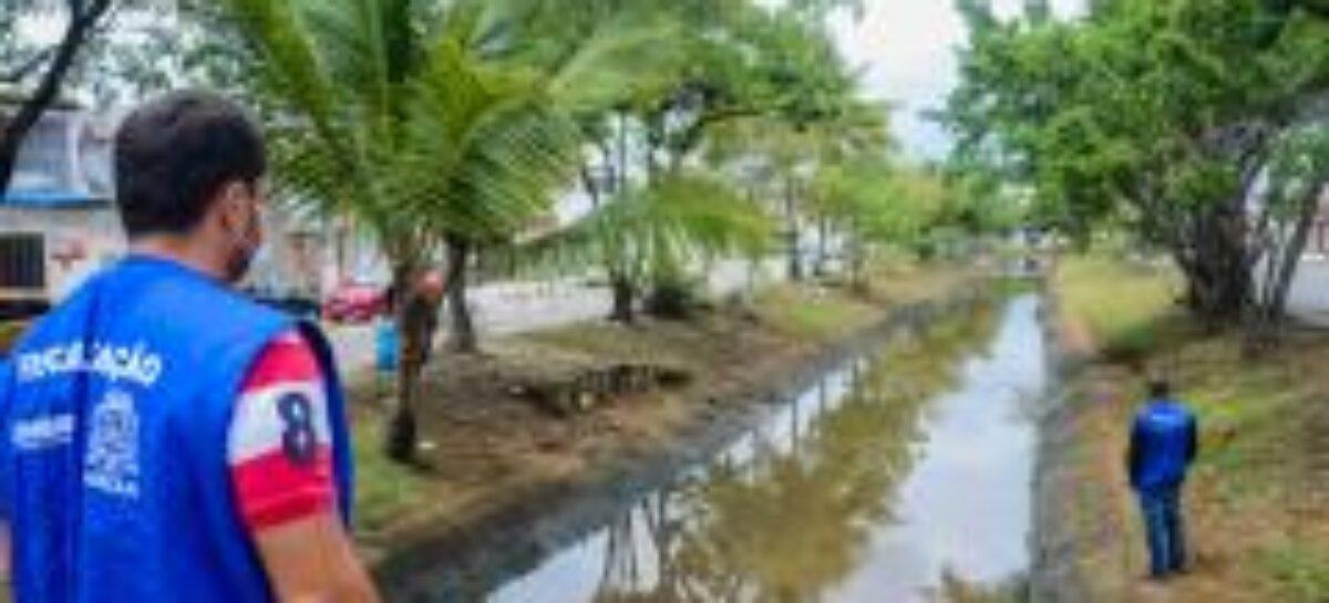 Defesa Civil de Aracaju alerta para possibilidade de chuvas e trovoadas