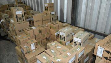 Programa de Internacionalização de Negócios envia produtos sergipanos para a China