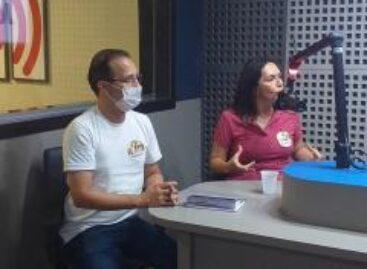 Danielle Garcia reforça compromisso com os servidores públicos