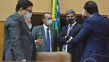 Deputados relembram a história política de João Alves Filho