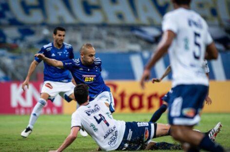 Confiança derrota o Cruzeiro dentro do Mineirão