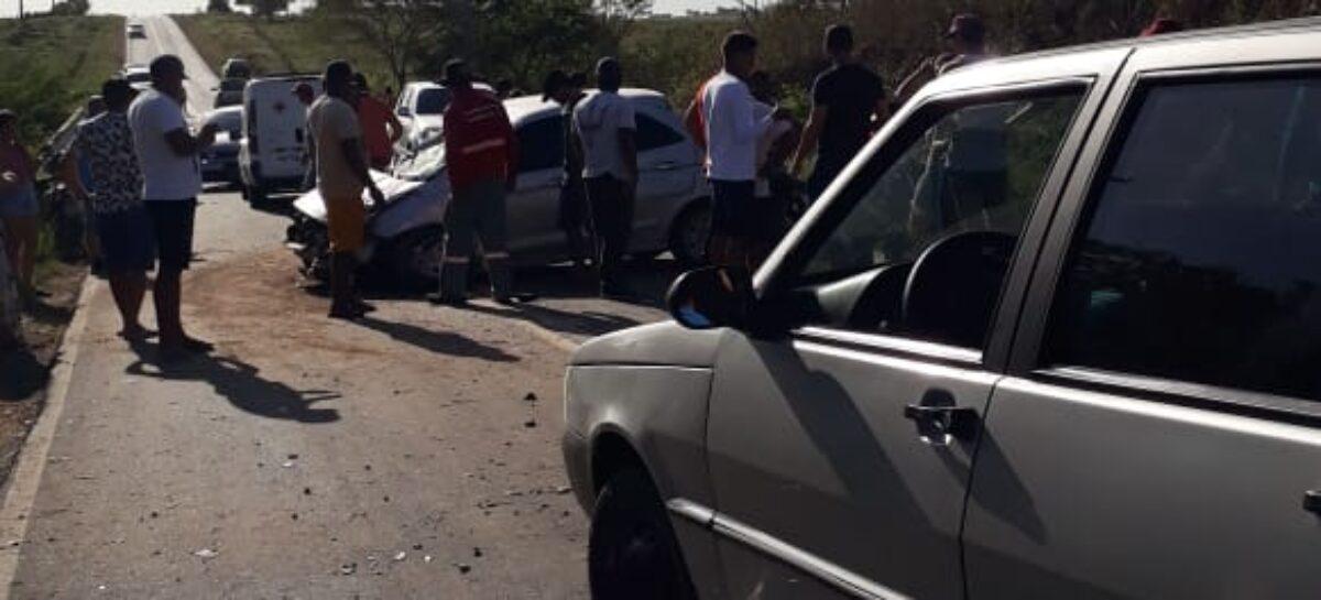 Morre vitima de acidente com carro, Everton dos Santos, prefeito de São Miguel do Aleixo