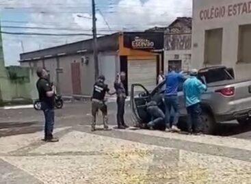 PC flagra três por compra de votos e apreende mais de R$ 5 mil em Capela
