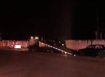 CPTRAN autua condutor embriagado na zona de expansão em Aracaju