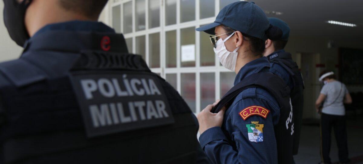 SSP registra 45 crimes eleitorais e apreende mais de R$ 95 mil