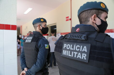 SSP registra clima de tranquilidade na manhã de segundo turno da votação em Aracaju