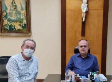 Governador convida o prefeito eleito de Propriá Dr Valberto para encontro