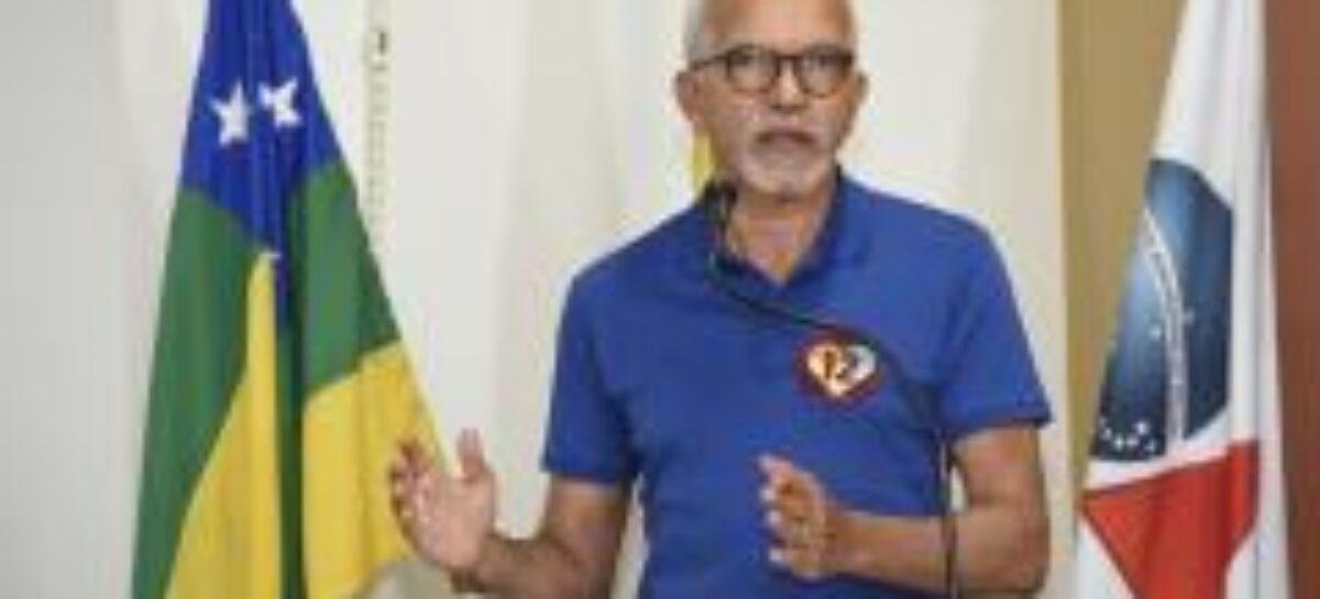 """Edvaldo denuncia campanha de ódio contra sua candidatura: """"querem enganar o eleitor"""""""