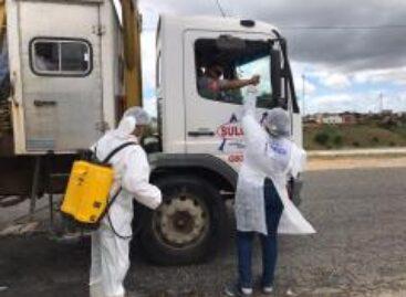 Prefeitura de Boquim mantém blitz educativas no combate a propagação da Covid-19
