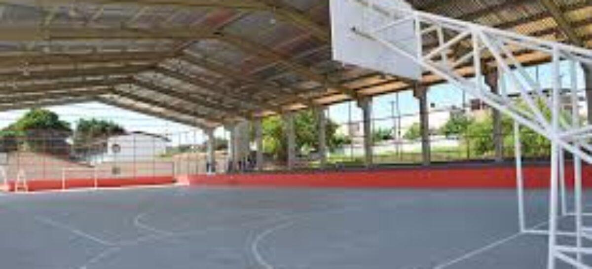 Escolas de Esporte de Aracaju vão ganhar cobertura nas quadras