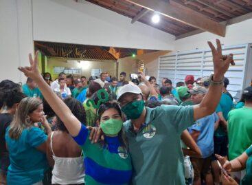 Manuella Martins é eleita prefeita do município de Pacatuba