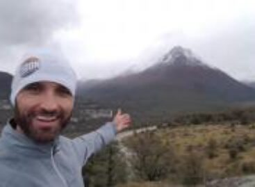 Ultramaratonista Raphael Bonatto fará três maratonas em Aracaju