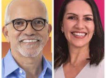 Pesquisa Ibope em Aracaju, votos válidos: Edvaldo, 42%; Delegada Danielle, 25%