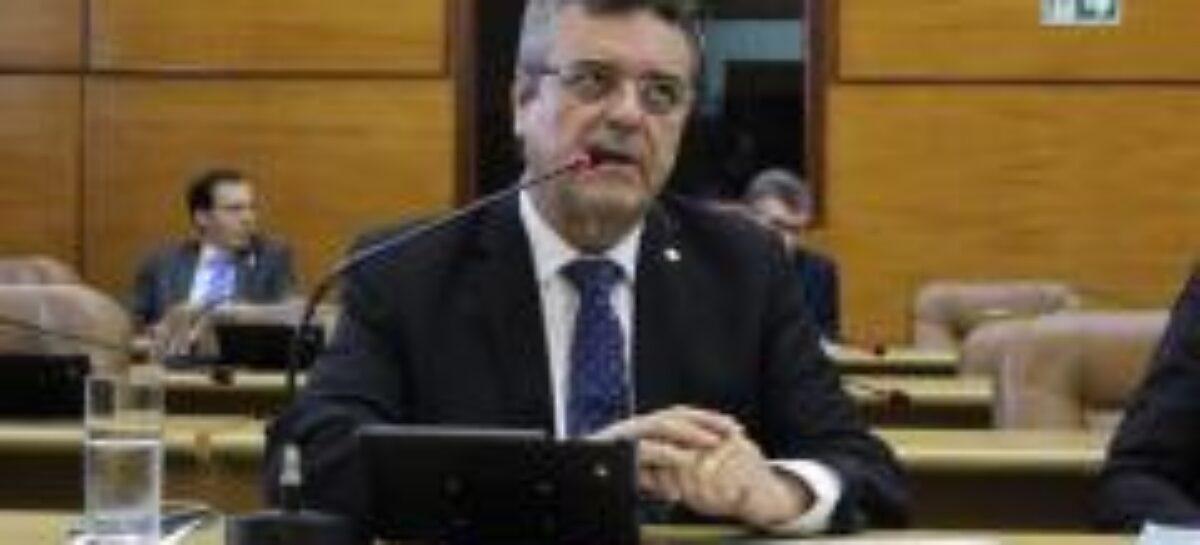 """""""É um absurdo o que a Petrobras quer fazer com o povo sergipano"""", afirma Luciano Pimentel"""