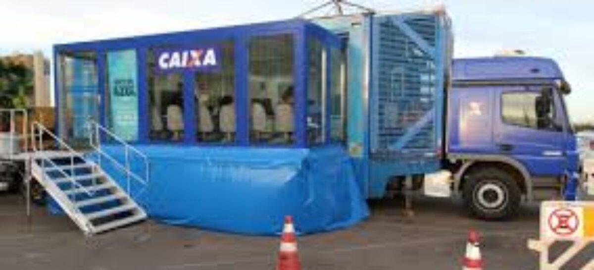 Caminhão você no azul chega à Aracaju para regularização de dívidas
