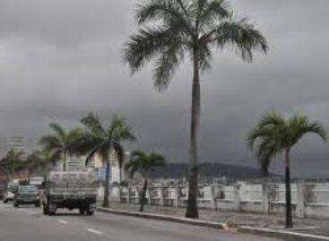 Chuvas intensas podem ocorrer em parte do estado de Sergipe durante as próximas 24 horas