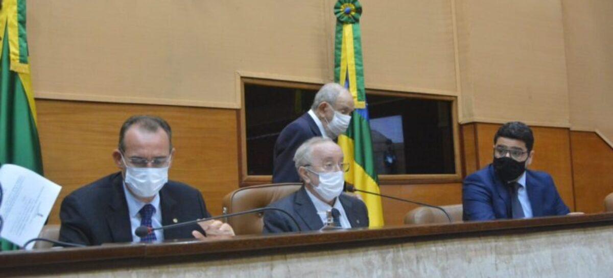 Alese aprova orçamento para 2021 em primeira discussão