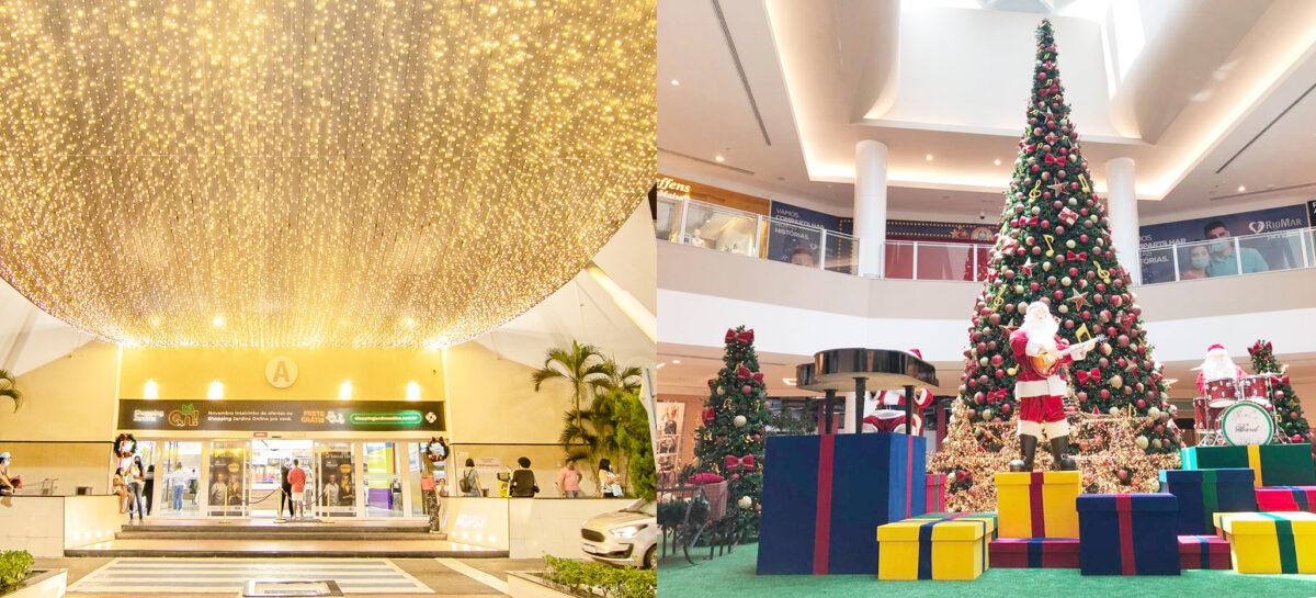 Shoppings RioMar Aracaju e Jardins ampliam horário de funcionamento