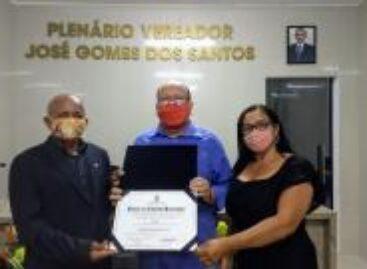Deputado João Daniel recebe Título de Cidadão Gararuense