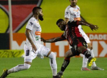 De virada, Confiança vence fora de casa a equipe do Vitória