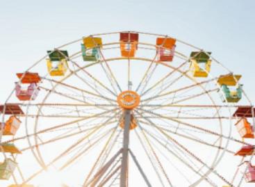Parques de diversões itinerantes podem funcionar a partir desta terça-feira em todo estado
