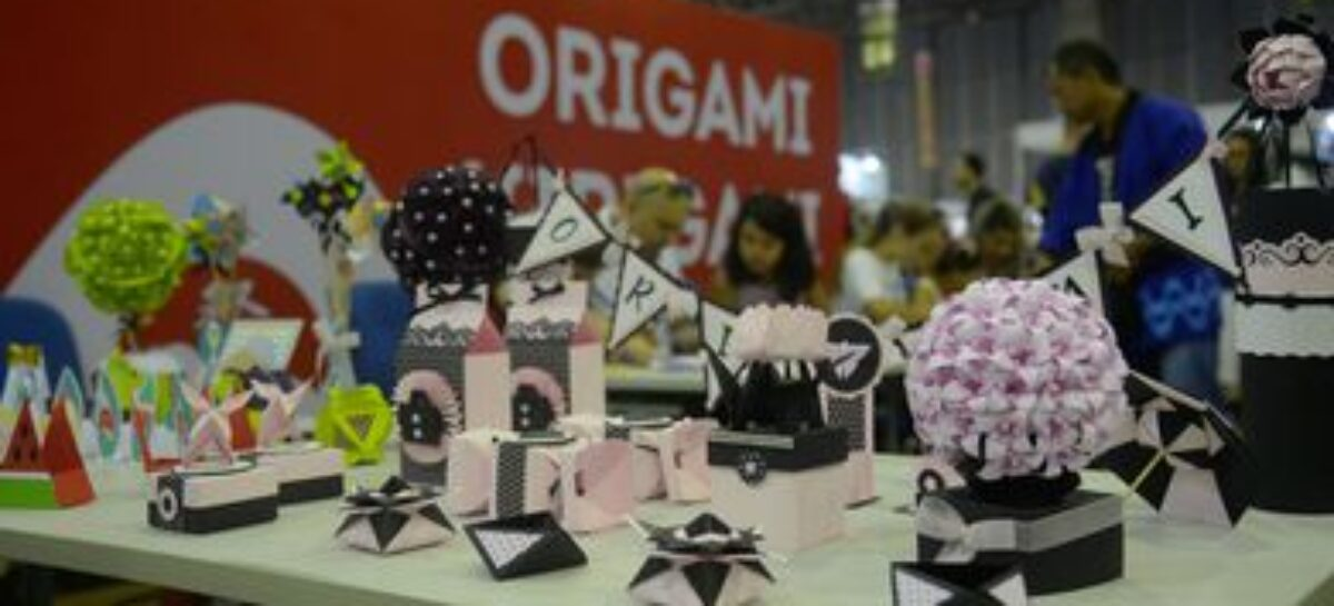 Campanha usa origamis de borboletas para alertar sobre hipertensão