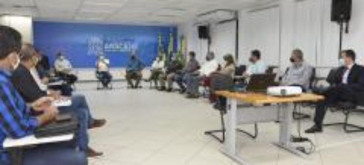 Prefeito reúne secretariado para alinhar a conclusão dos projetos traçados para 2020