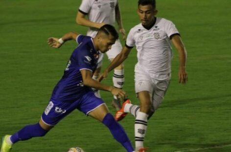 Confiança e Figueirense ficam no empate na 25ª rodada da Série B