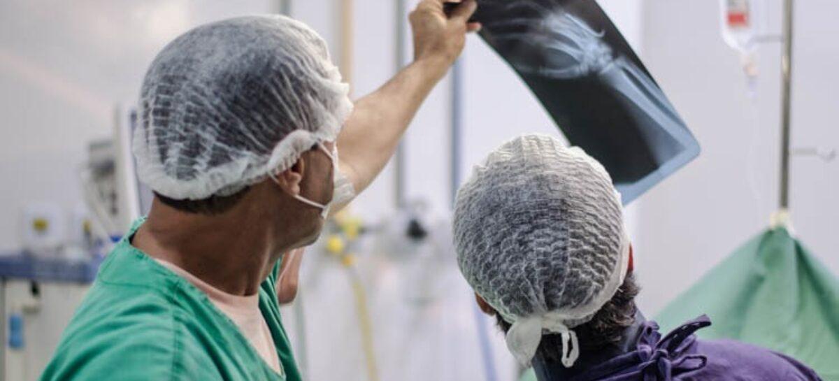 Hospital Regional de Estância realiza mais de 7.900 atendimentos ortopédicos em um ano