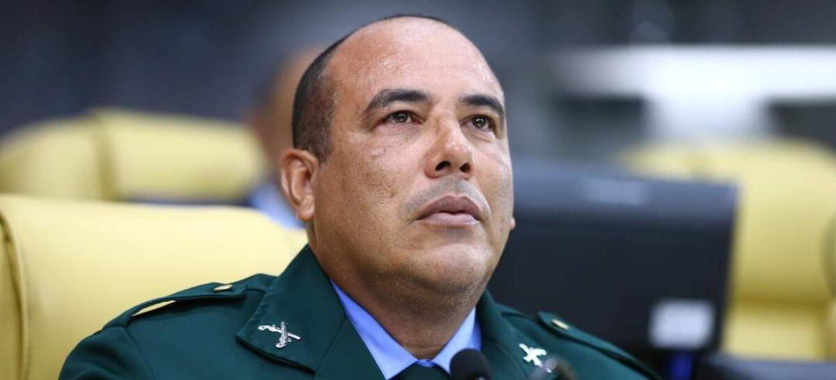 Vereador Cabo Amintas homenageia os policiais civis assassinados